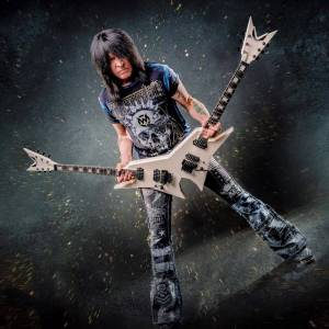 MICHAEL ANGELO BATIO & Black Hornets