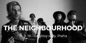 Neighbourhood (US) + Børns (US)