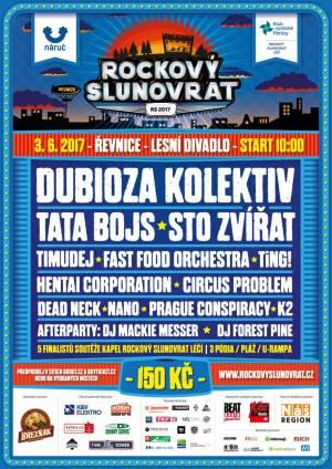 Rockový Slunovrat 2017