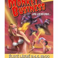 Monkey Business: JSME JEN BOŽÍ ONUCE