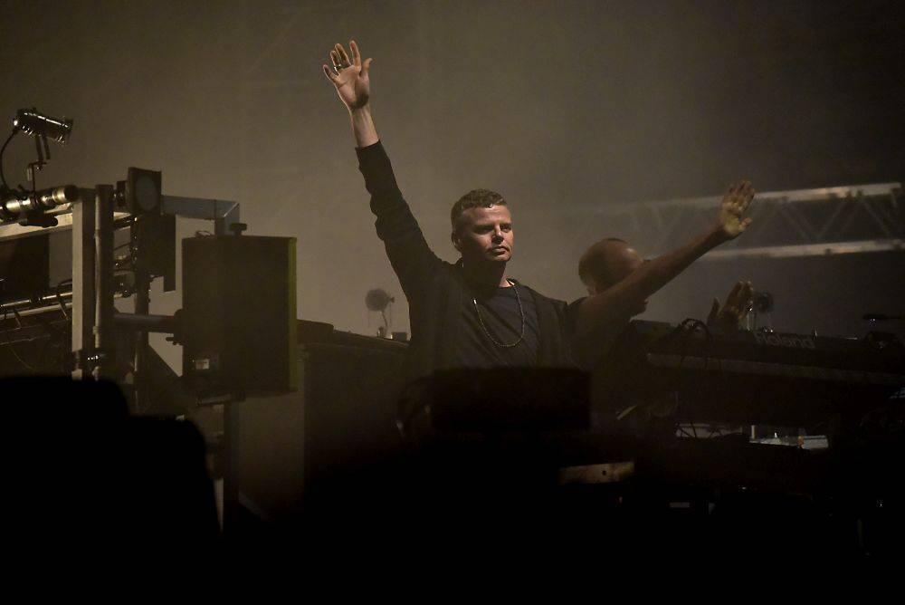 LIVE: Top 5 druhého dne Metronome festivalu - Chemical Brothers, David Byrne i domácí Mydy Rabycad
