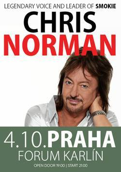 Chris Norman (voice of Smokie) & CN Band
