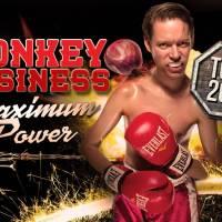 Monkey Business Maximum Power turné - Brno