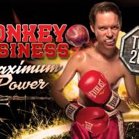 Monkey Business Maximum Power turné - Brno