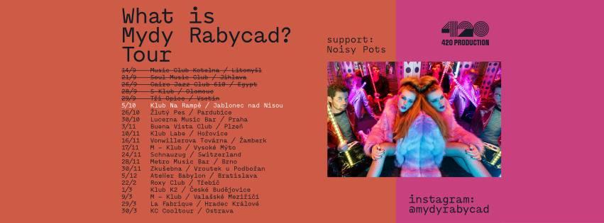 What is Mydy Rabycad? Třebíč