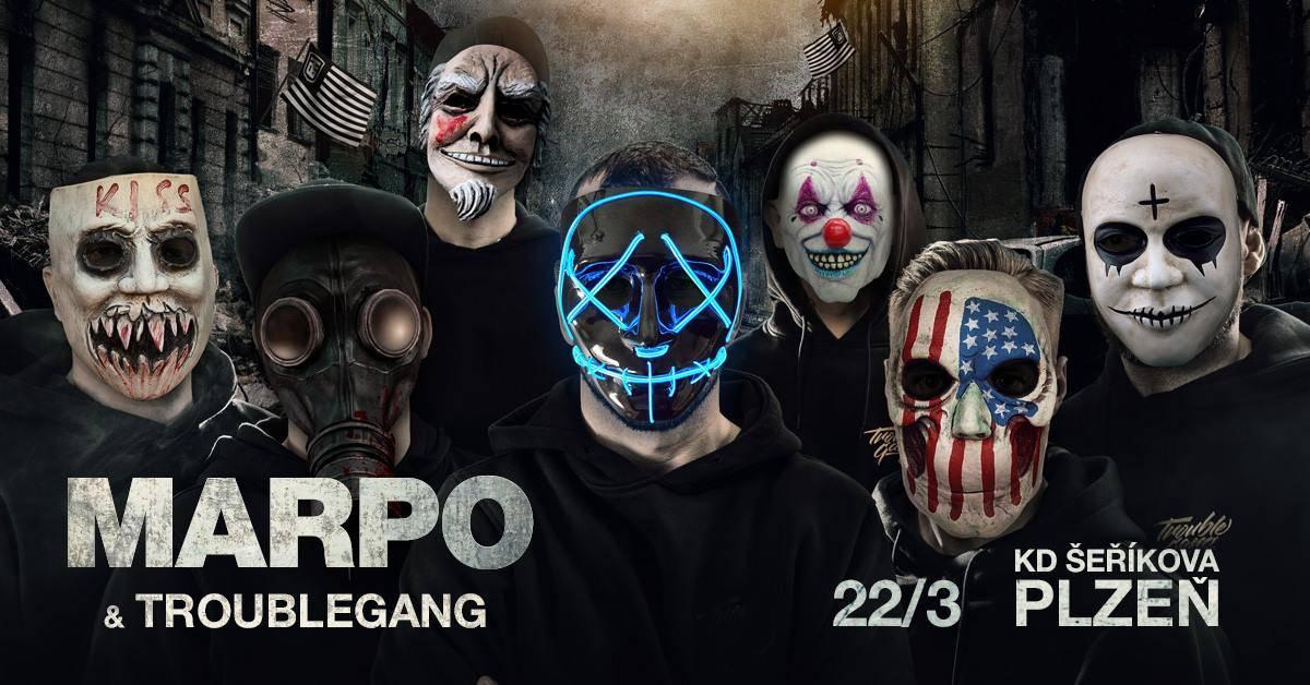 Marpo & TroubleGang – Road to MarpoDrome