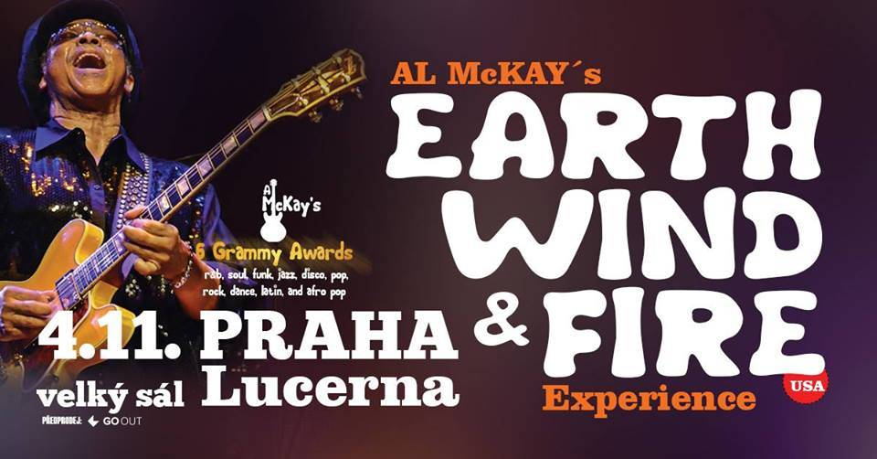 AL MC KAY EARTH WIND AND FIRE EXPERIENCE