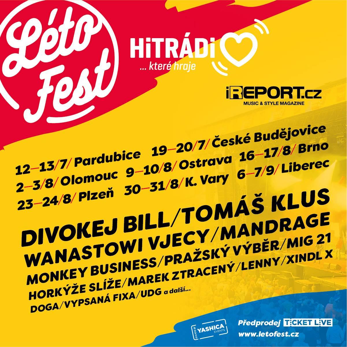 Létofest Ostrava