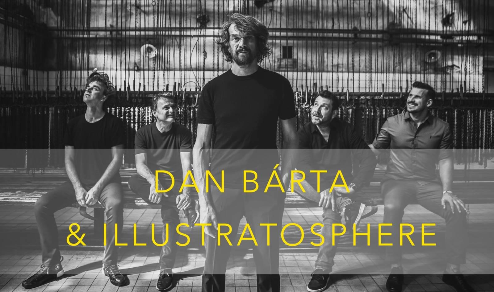 Zvířený prach tour: Dan Bárta & Illustratosphere