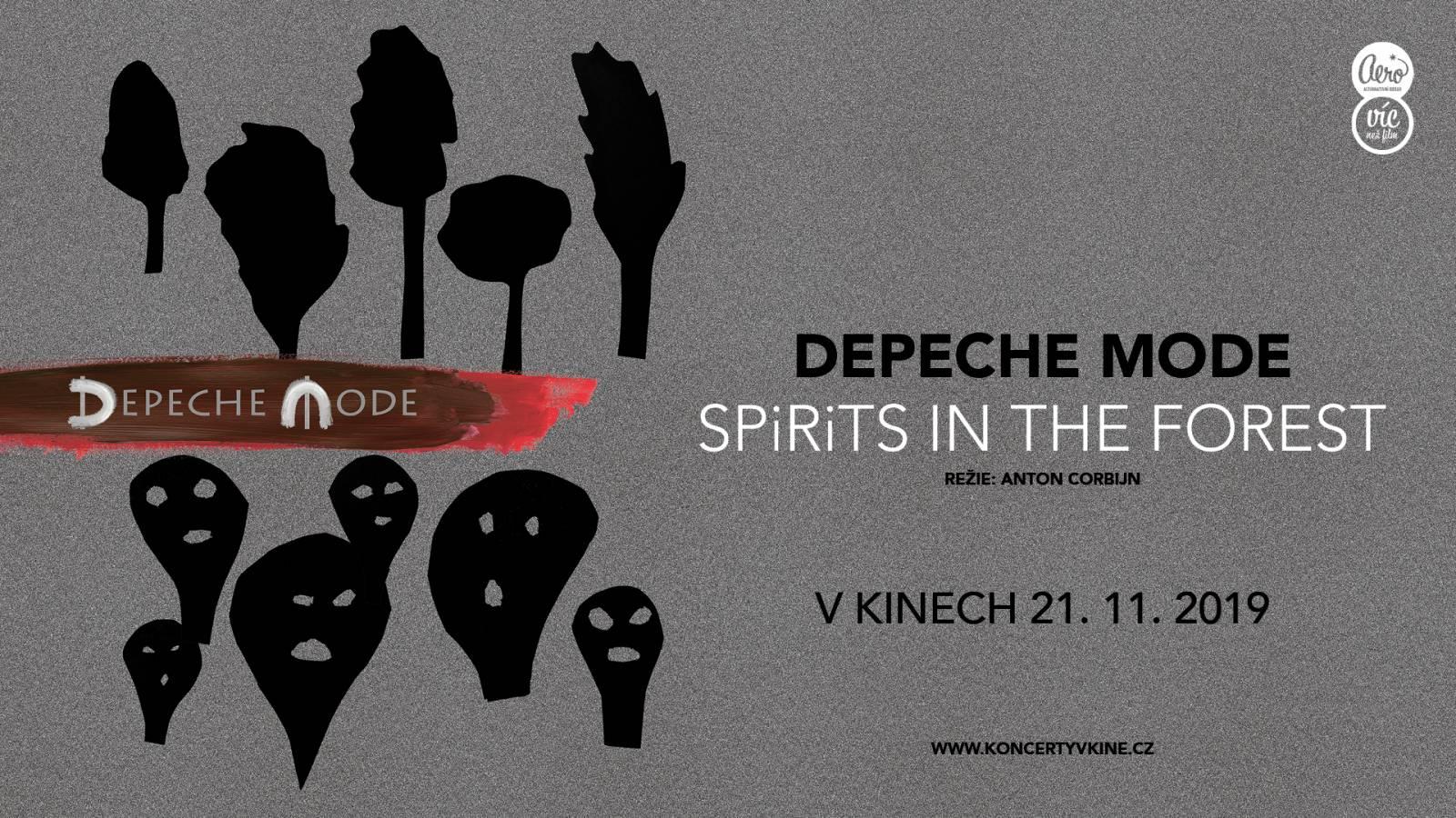 Depeche Mode v kinech