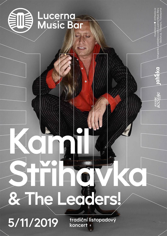 Kamil Střihavka & The Leaders!