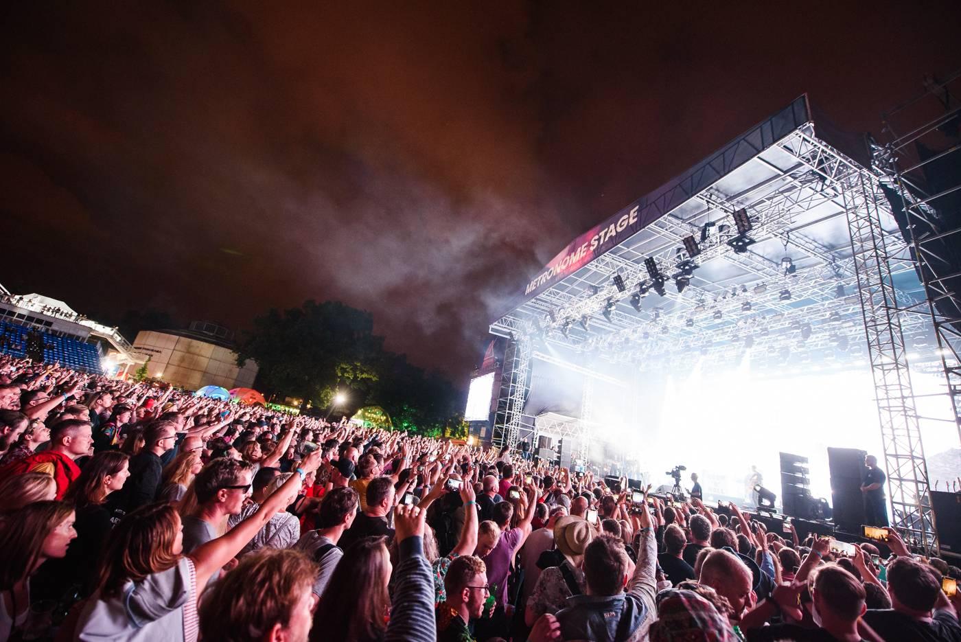 Metronome Festival Prague