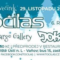 6. Vánoční večírek tělesa Točílas (host Jokers)