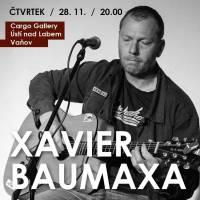 Xavier Baumaxa @ Cargo Gallery