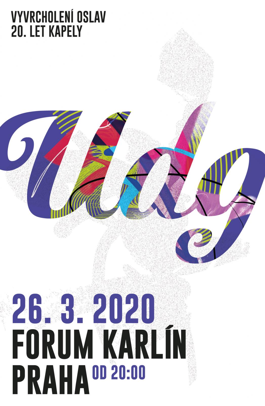UDG - Forum Karlín