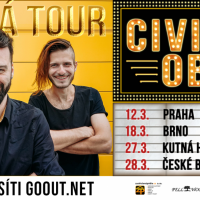 Civilni Obrana - Rock Café