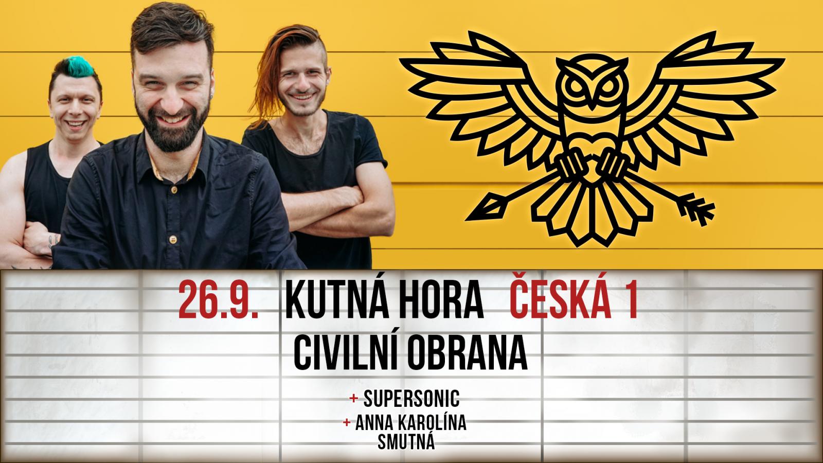 Civilní Obrana - Kutná Hora (Česká1)