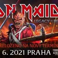 Iron Maiden: Legacy Of The Beast Tour