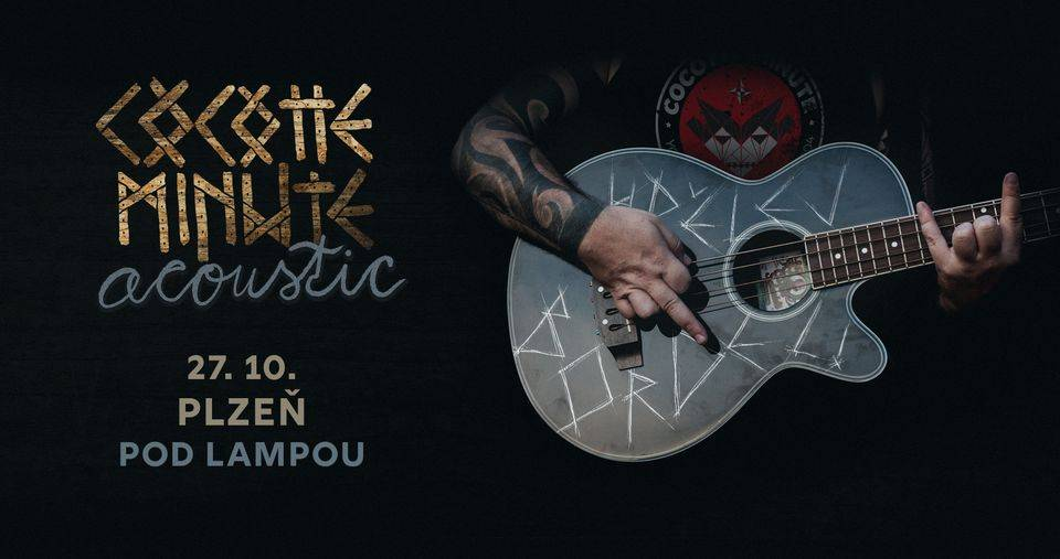 Cocotte Minute Acoustic Tour