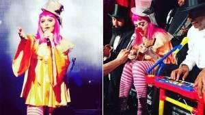 POST SCRIPTUM (37): Opilá a v převleku za klauna - Madonna v Austrálii předvedla údajně hodně bizarní show