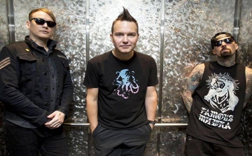 HITPARÁDY (54.): Blink-182 vládnou ve světě i v Česku. Po koncertech se prodávají Lucie a Iron Maiden