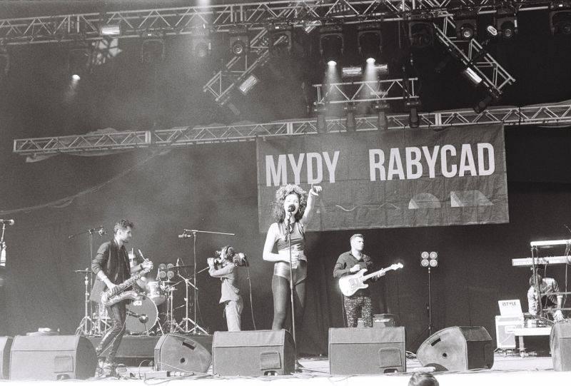 ROCKBLOG: Turecké dobrodružství Mydy Rabycad okem a uchem manažera a zvukaře