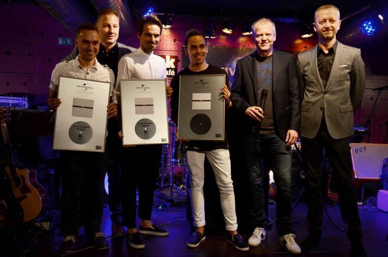 ROCKBLOG: Kolik kdo hudbou vydělal? Prozradí to Zlaté a Platinové album s novými pravidly