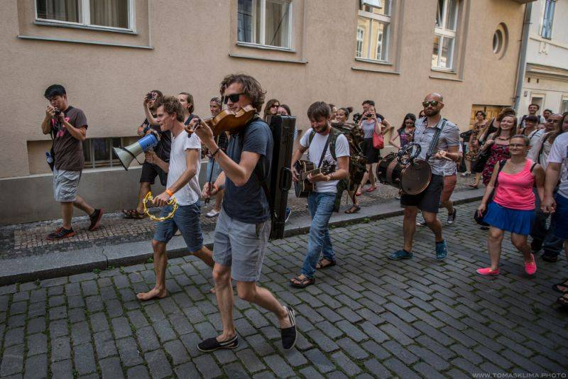 BLOG: Honza Unger (Zrní) - Máme rádi žít spolu v partě, bejt tým