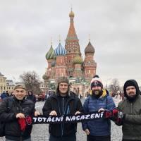 ROCKBLOG: Totální nasazení v Moskvě (I.)