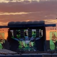 BLOG: Jak vypadal koncert Eda Sheerana v Letňanech za plotem?