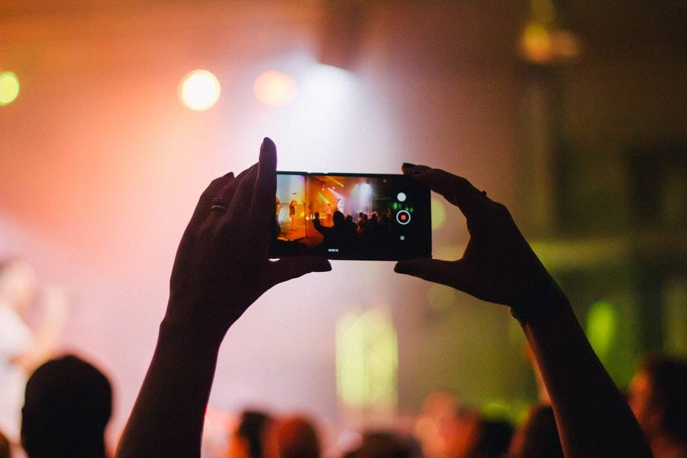 BLOG: Být offline na koncertě je cool!