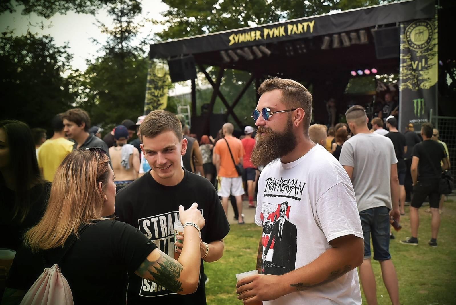 BLOG: Summer Punk Párty ve Volyni aneb Jak vzniká punkový festival