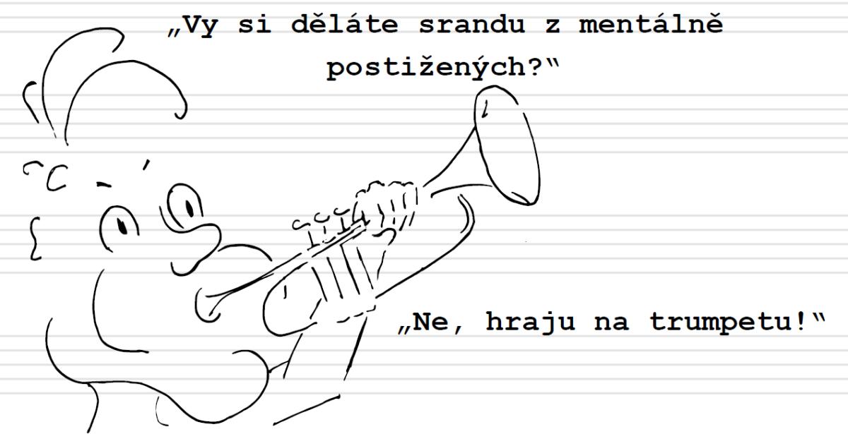 Deník neúspěšného hudebníka (7.): Trumpeta ve sklepě…