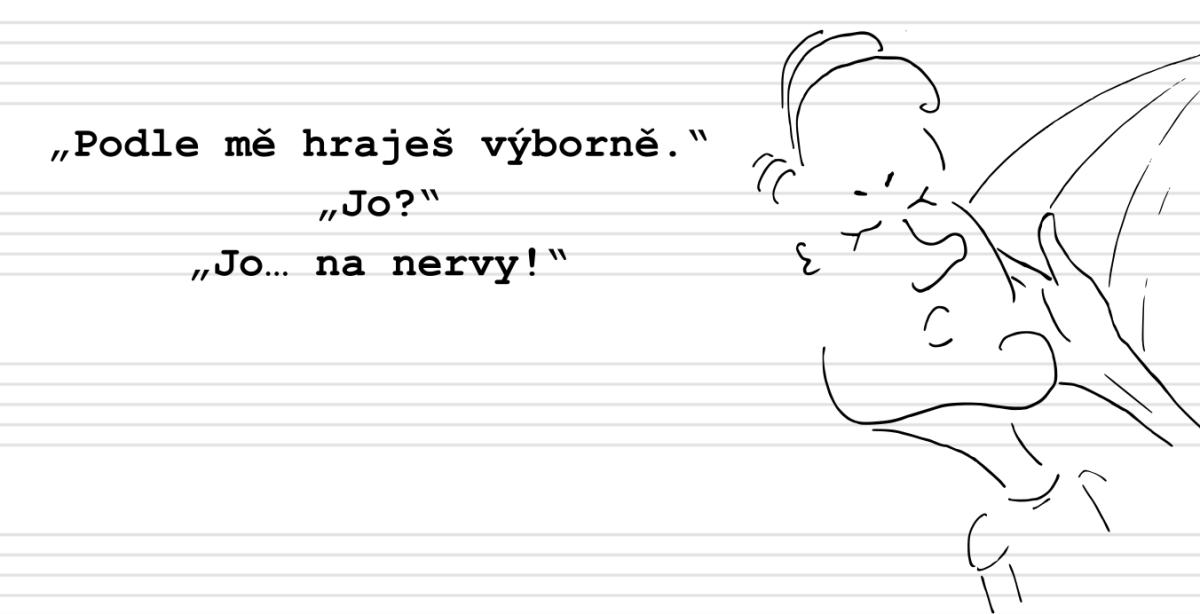 Deník neúspěšného hudebníka (10.): Jak se hraje na nervy?