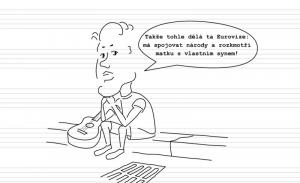 Deník neúspěšného hudebníka (26.): Eurovize