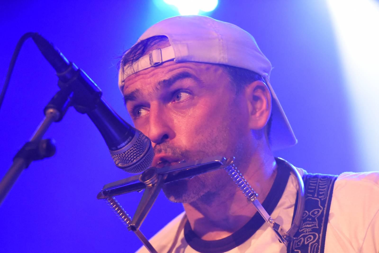 BLOG: Svatopluk Šváb (Totální nasazení): Když jste muzikant, pořadatel a učitel...