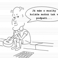 Deník neúspěšného hudebníka (40.): Bez práce nejsou koláče