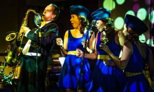 ROCK BLOG | Petr Kroutil: Zhudebního života kapelníka úspěšného big bandu Original Vintage Orchestra aneb Tenhle bigband není (jen) pro starý