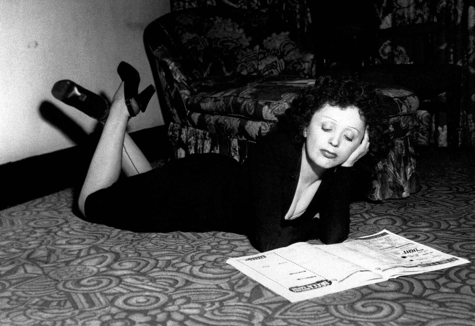 Před 100 lety se narodila Edith Piaf, šansonová legenda, která má vlastní planetku