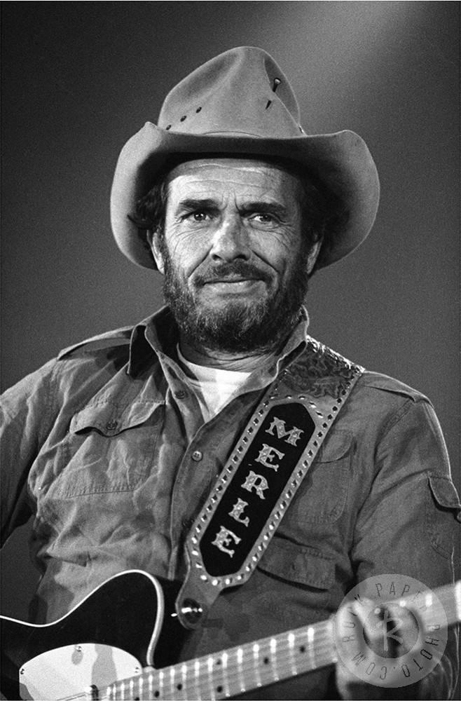 Merle Haggard - zločinec, kterému hudba zachránila zadek
