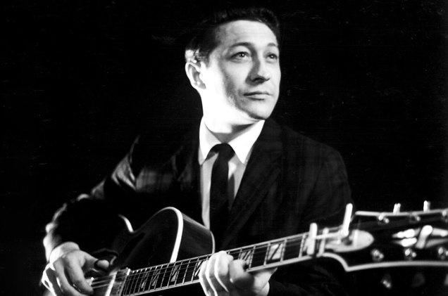 Scotty Moore byl nejen kytaristou Elvise. Vzhlíželi k němu Keith Richards i Jimmy Page