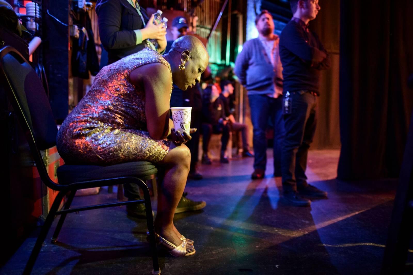 Sharon Jones - James Brown v ženském těle