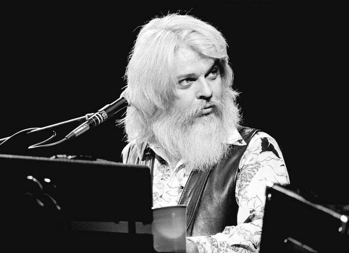 Leon Russell - hudební bůh svého druhu, kterého si oblíbil i Elton John