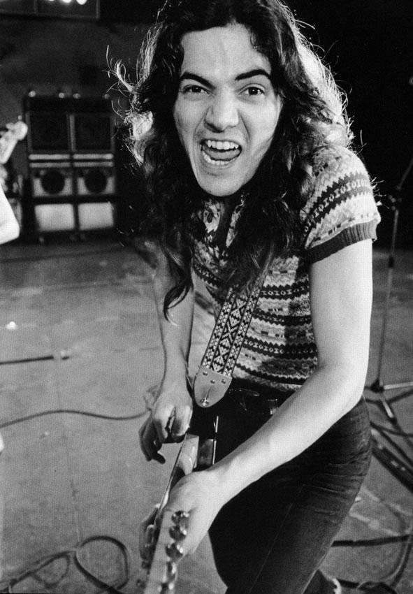 Tommy Bolin na světě dlouho nepobyl. V Deep Purple byl také jen na skok