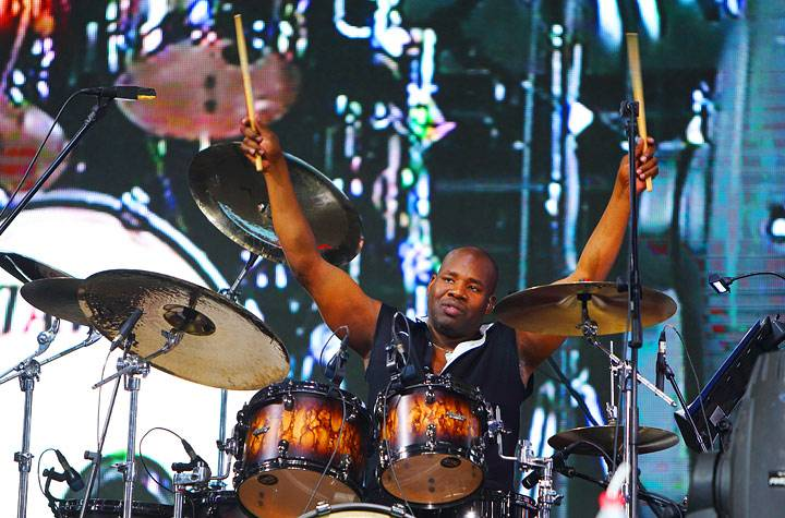 John Blackwell, další posila nebeské kapely v čele s Princem