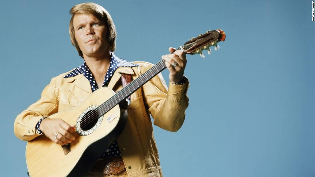 Glen Campbell - Country legenda, které se klaněli i Guns N' Roses