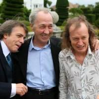 George Young - šedá eminence v pozadí AC/DC