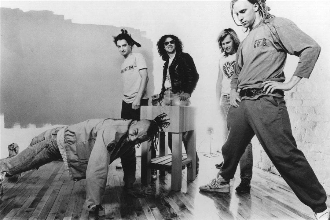 Chuck Mosley - Hlas Faith No More z osmdesátých let, jehož život předčasně ukončily drogy