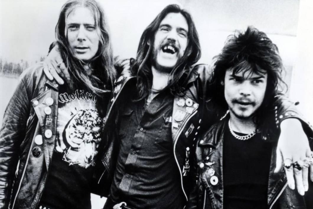 Fast Eddie Clarke - kytarista, který svůj hudební um zasvětil Motörhead