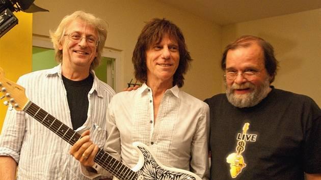 Peter Jurkovič - Bluesman a kytarář, který vyrobil nástroje pro Erica Claptona, Jeffa Becka i Billyho Gibbonse